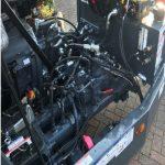 Schwing TP100 hydraulics system