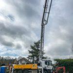 SCHWING 28 X Concrete Boom Pump Hire