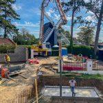 schwing 28m concrete pump worthing sussex