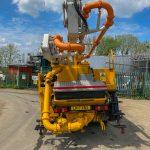 Schwing 28 X 28m concrete boom pump